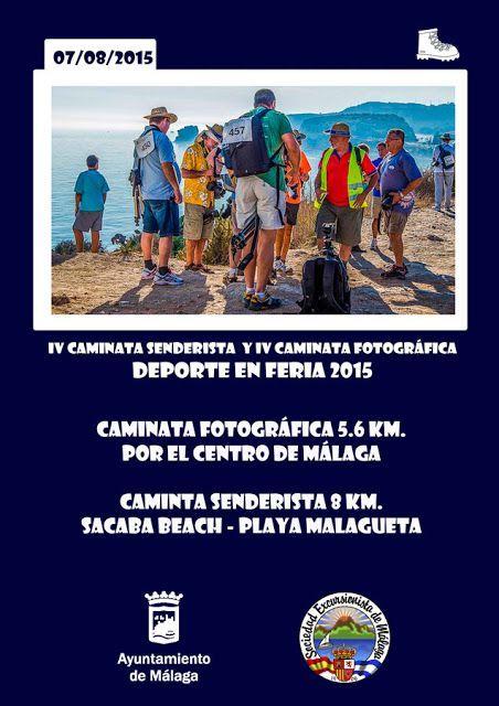 Caminata Senderista y Caminata Fotográfica , 7 de agosto.