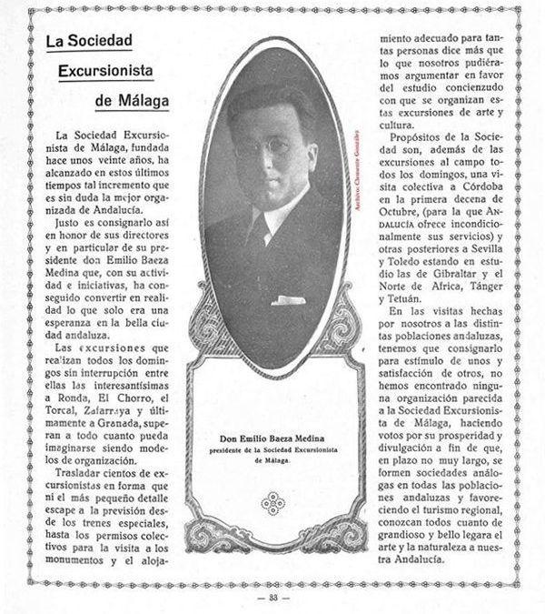 Articulo de la SEM de los años 20