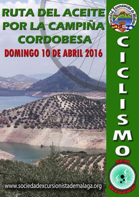 Nueva salida en bici!!!!….Ruta del aceite, Domingo día 10 de Abril