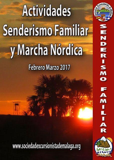 Actividades Senderismo Familiar y Marcha Nórdica