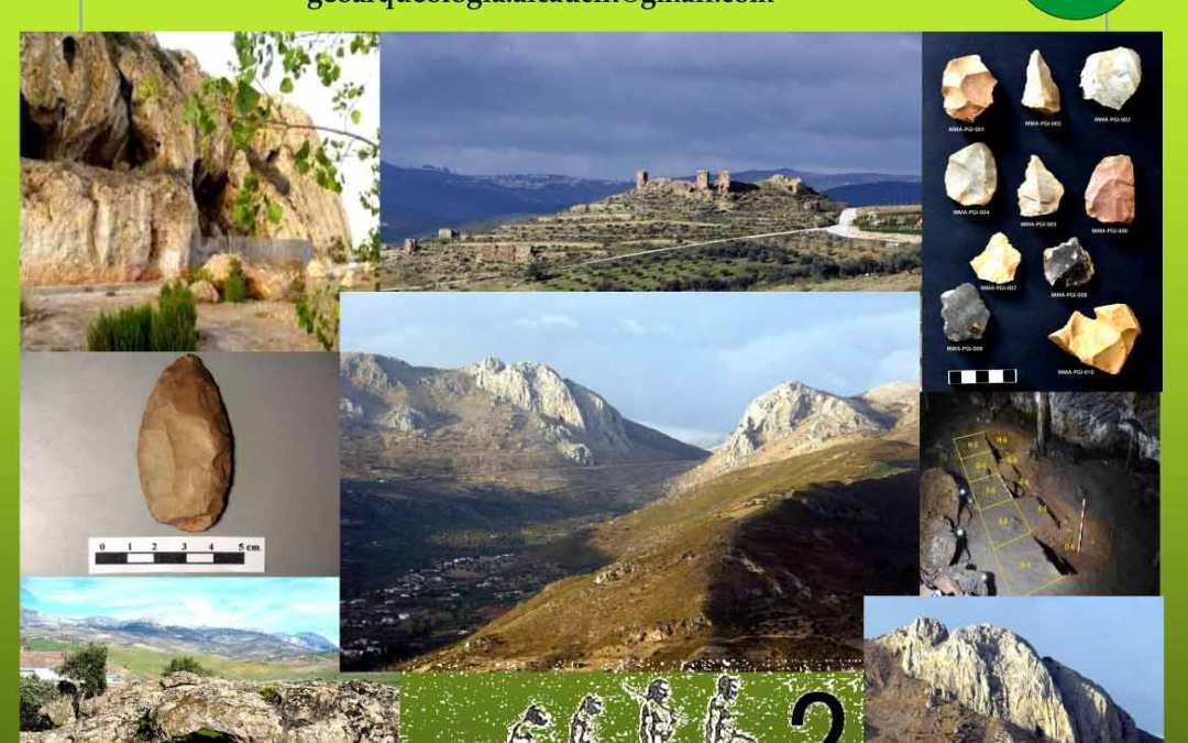 JORNADAS DIVULGATIVAS DE GEOLOGIA Y ARQUEOLOGIA