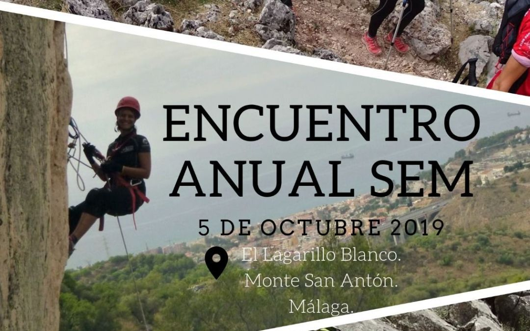 Encuentro anual SEM 2019