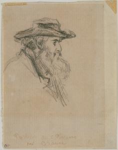 C0298 Portrait de Camille Pissarro c73
