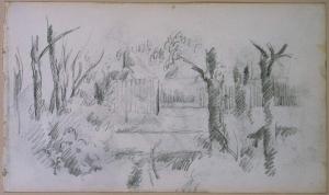 C0763 Le bassin au Jas de Bouffan 77-80