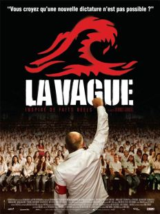 "Affiche du film ""La vague"" de Dennis Gansel"
