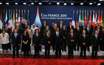 Interprétation: Dans les coulisses du G20, suivez les interprètes au sommet de Cannes !
