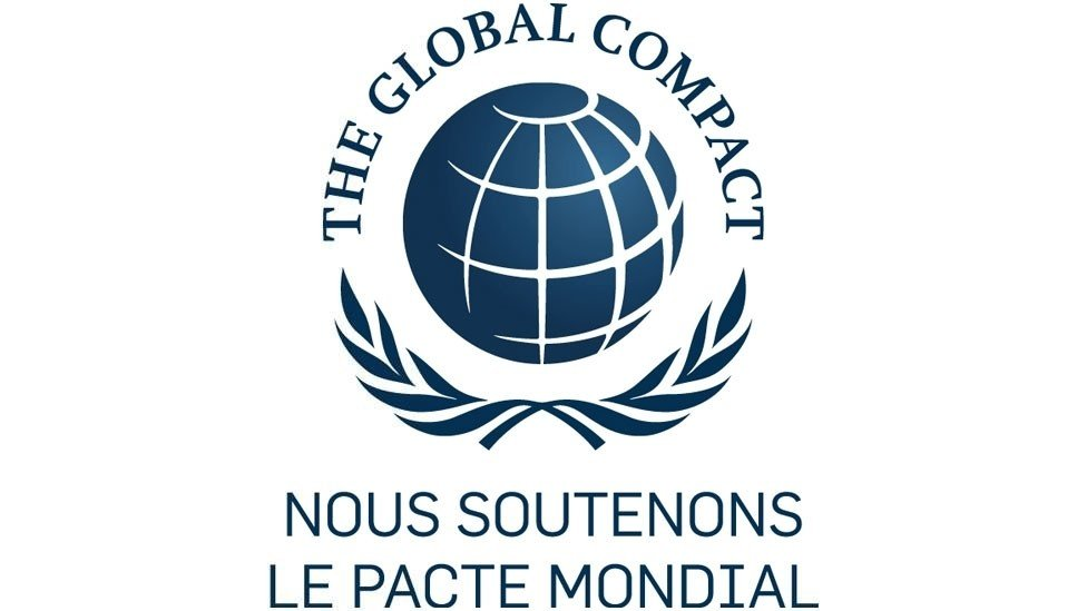 CG a signé le Pacte des Nations Unies