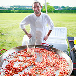 Chef Rob Gettling (Chef Peter Ambrose Catering & Events)
