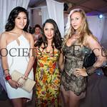 Jessica Hon, Carmina Alba, Tiffany Levy