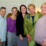 Frank Lombardi, Mary Beth Maag, Loren McCabe, Dori Geier, Julie McCann