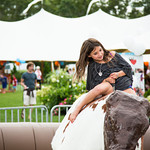 Riding the Mechanical Bull