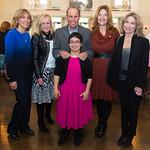 Donna LoDuca, Bernadette Zimmermann, Walter Stockton, ?, Janet Fernandez, Nella Hahn