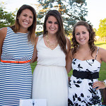 Christine Conti, Madison Skidgel, Ally Zimmerman