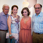 Tom Kent, Elizabeth Haveles, Kate Haveles, Peter Haveles
