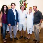 Eileen Sichel, Ryan Ross, Roger Sichel, Jeryl Goldberg, Michael Goldberg