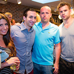 Maxine London, Scott Roth, Justin Swiderski, Jason Kringstein