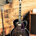 Guitar at John Varvatos East Hampton Boutique