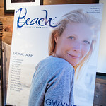 Beach Magazine Cover