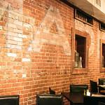 Madison & Main Brick Wall Interior