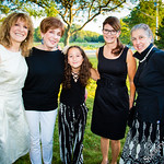Julie Ratner, Emily Levin, Natasha Levin, Anna Throne-Holst, Patti Kenner