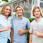 Nicholas Miller, Darrick Whitmore, Alex Mannis