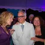 Edie Falco, Chef Geoffrey Zakarian, Aida Turturro