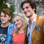 Michael Seater, Emily Meade, Billy Federighi