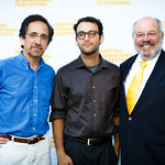 Andrew Revkin, Josh Fox, Karl Grossman