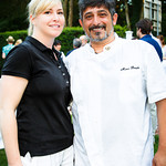 Sheila Barrila, Chef Marco Barrila