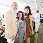Michael Silvia, Ally Borne, Pam Bristow