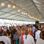 Hampton Classic VIP Tent
