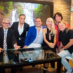 Rick Friedman, Chase Backer, John Mahdessian, Tracy Stern, Rocky Greco, Stephen Fanuka
