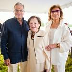 Dr. Samuel Waxman, Ruth Finley, Marion Waxman