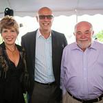 Sharon Wilkes Kimberg, Bob Kimberg, David Rozenholc