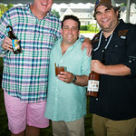 Billy Hofmann, Aaron Gaffner (Oak Beverages) , David Rosen (Ubon's Bloody Mary Mix)