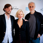 David Nugent, Penelope Ann Miller and James Cromwell