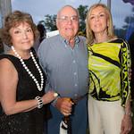 Marilyn Cohn, Maurice Cohn, Marjorie Baldinger