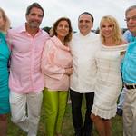 Pamela Morgan, Mario Singer, Marion Waxman, Chef Jean-Georges, Ramona Singer, Dr. Samuel Waxman