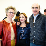 Alicia Longwell, Vivian Barg, Miguel Barg