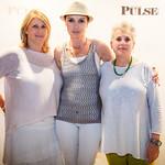 Andrea Gurvitz, Julia Bitton, Susan Allicino