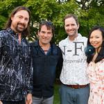 Mike Bulger, Chris McDermott, Matt Hartline, Dora Wong
