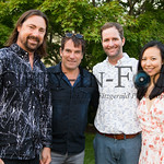 Mike Bulger, Chris McDermott, Matt Hartline, Dora Wong