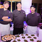 Chef Steven Tross, Chef Alex Mosier, Chef Justin Bonner - Cowfish and Rumba
