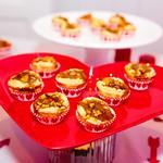 Almond Pear Tarts - Silver Spoon Specialties