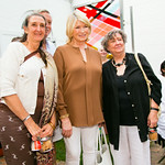 Martha Stewart and Guests