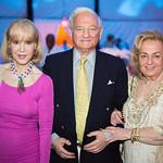 Gigi Fisdell, Dr. Frank Weiser, Myra Weiser