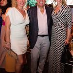 Kimberly Giese, Dr. Neil Sadick, Gail Freeman