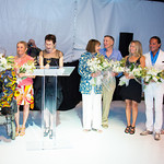 Chuck Close, Terrie Sultan, Patricia Birch, Barbara Goldsmith, Paul Taylor, Taylor Barton-Smith, Tony Ingrao, Randy Kemper