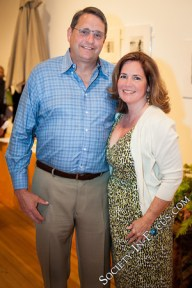 Dennis Baldwin, Nancy Hardy (co-chair)