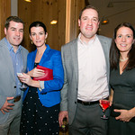 Andrew Reilly, Lindsay Reilly, Brian Doyle, Michelle Doyle